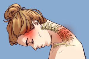 dureri de gât și umeri)